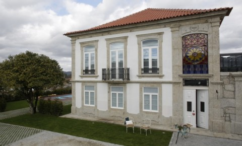 Solar Egas Moniz-Charming House & Local Experiences
